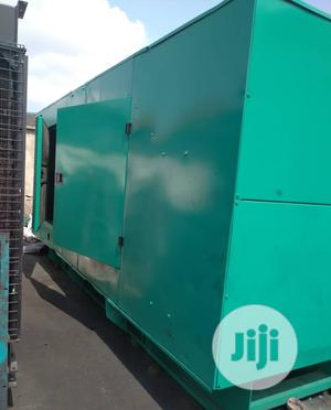 350kva Cummins Soundproof Generator For Sale | Electrical Equipment for sale in Lagos State, Ikeja