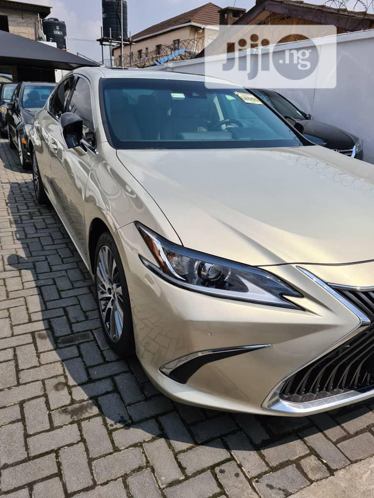 Archive: Lexus ES 2019 350 Luxury FWD Silver