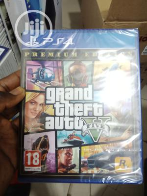 Grand Theft Auto V PS4 Game | Video Games for sale in Lagos State, Ikeja