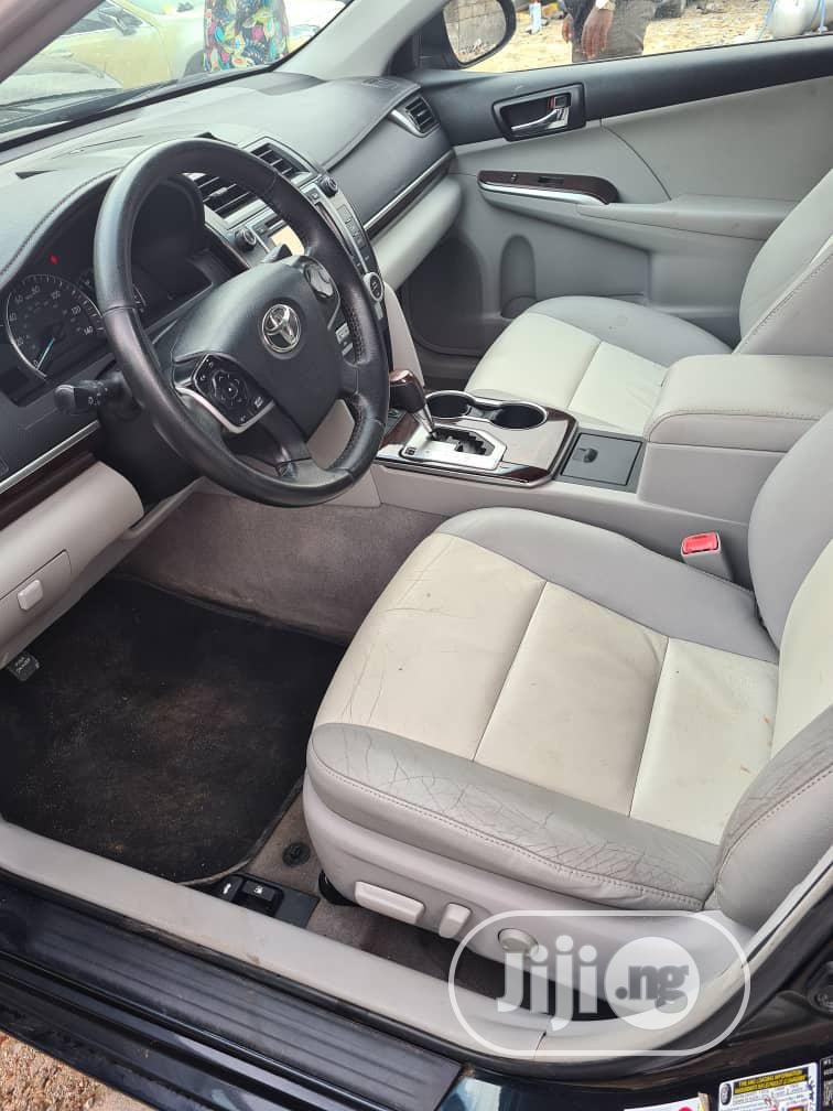 Toyota Camry 2013 Black | Cars for sale in Yaba, Lagos State, Nigeria