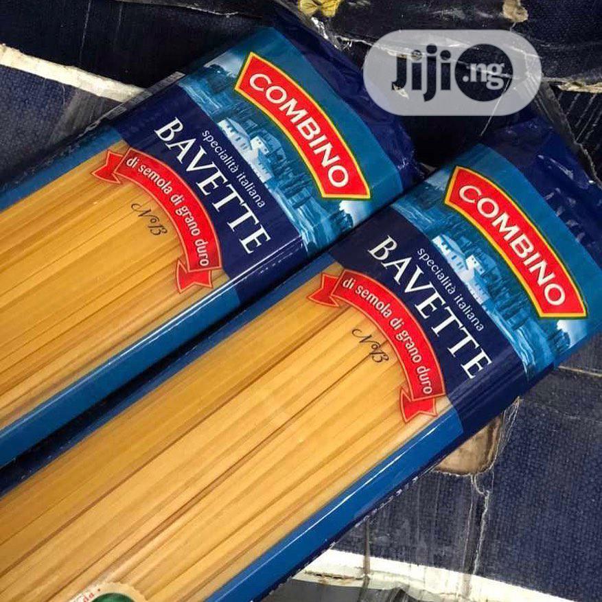 Archive: Bavette Italian Spaghetti
