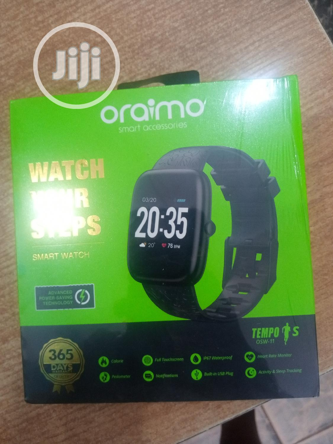 Araimo Smart Watch | Smart Watches & Trackers for sale in Enugu / Enugu, Enugu State, Nigeria
