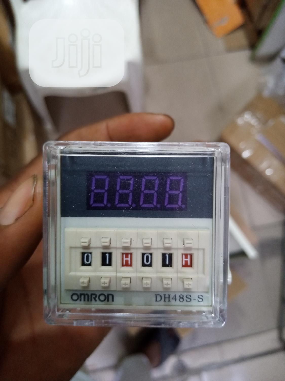 Multifunction Omron Digital Timer( 6digit