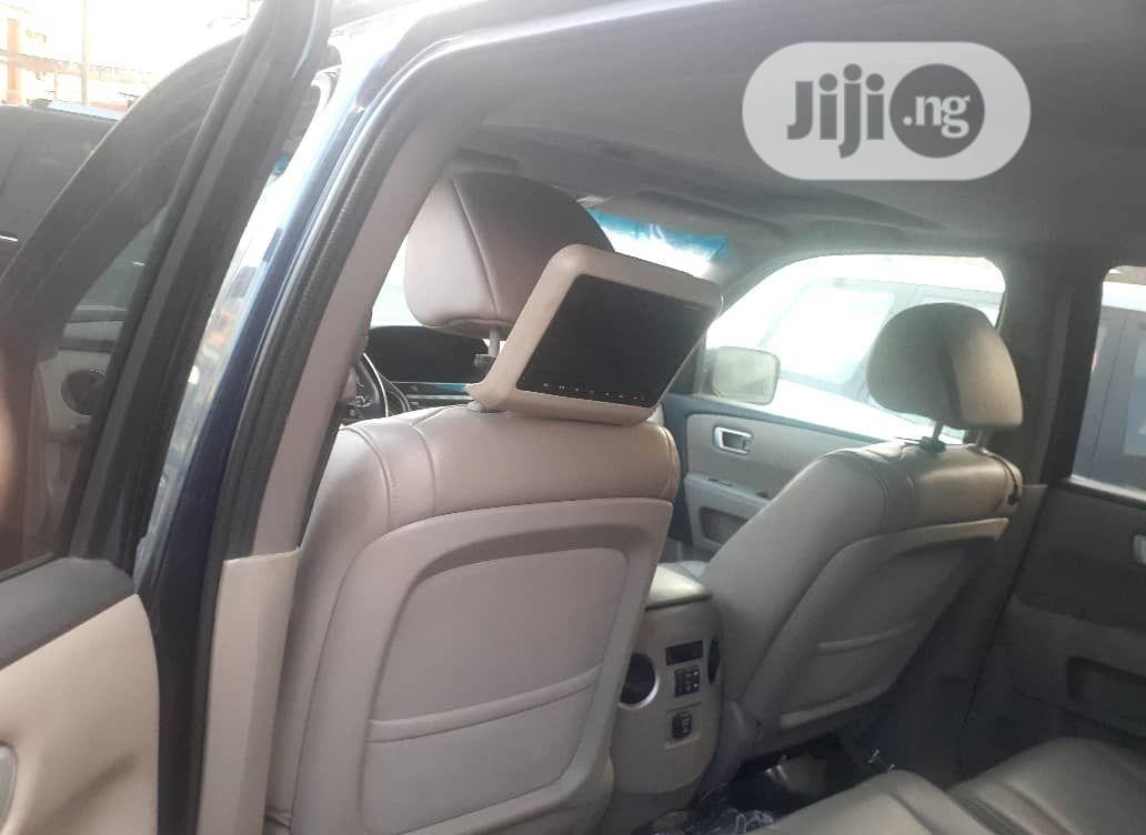 Archive: Honda Pilot 2009 EX 4dr SUV (3.5L 6cyl 5A) Blue