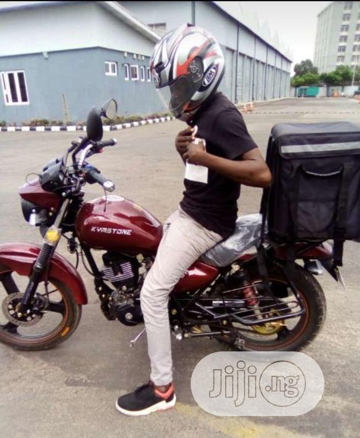 Archive: Despatch Rider