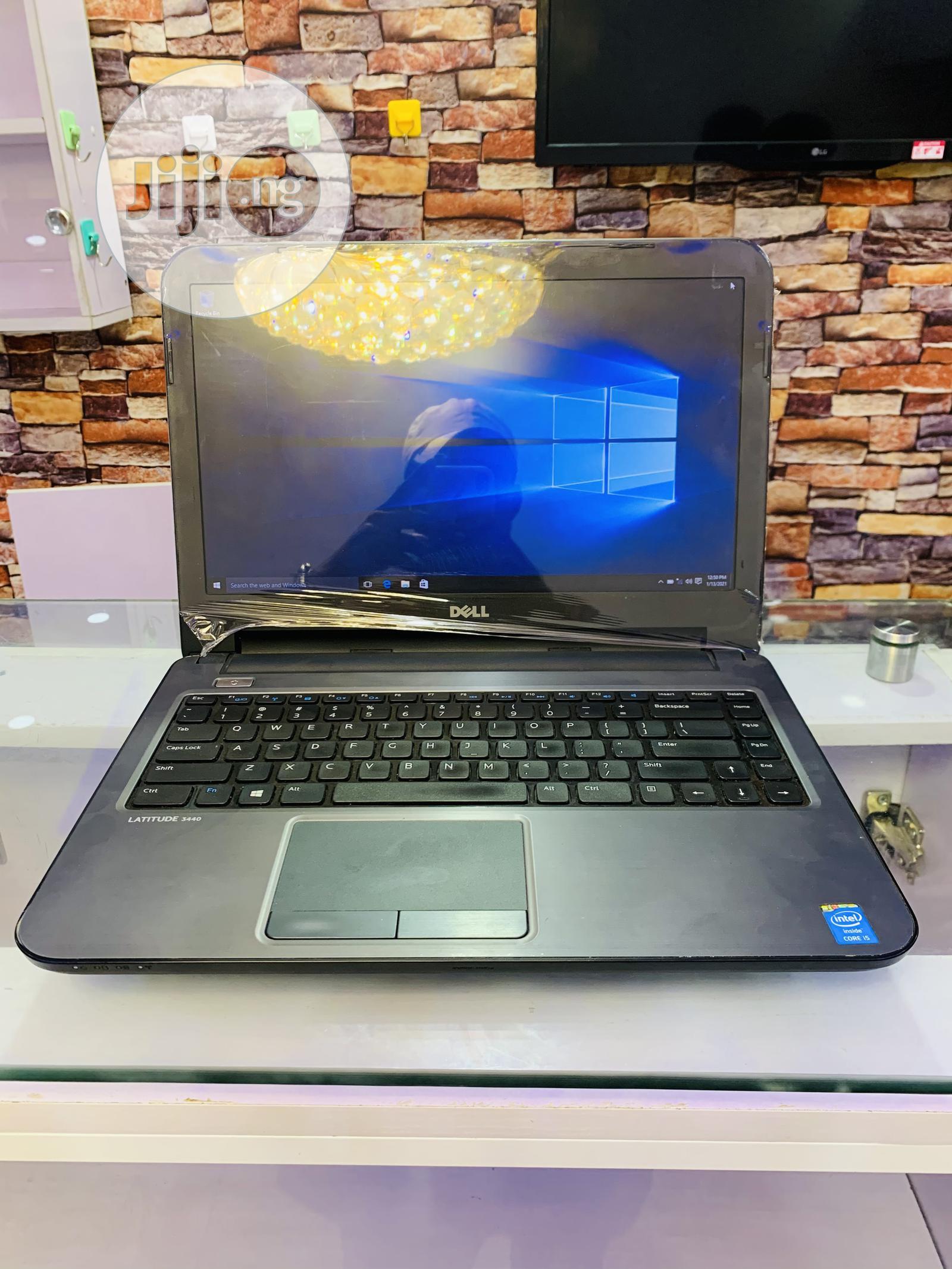 Laptop Dell Latitude 3440 4GB Intel Core i5 HDD 500GB