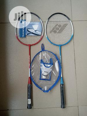 Rucanor Badminton Racket 2in1   Sports Equipment for sale in Lagos State, Surulere