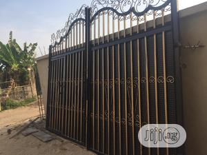Well Finished Gate With Gud Finiahing Work   Doors for sale in Lagos State, Lekki