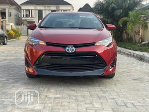 Toyota Corolla 2017 Red   Cars for sale in Lagos State, Lekki