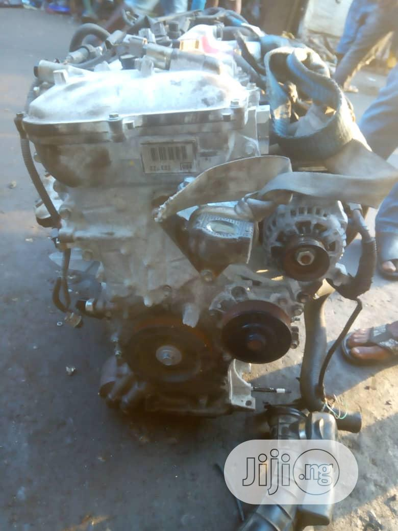 2ZR Engine for Toyota Corolla, Matrix,Pontiac Vibe | Vehicle Parts & Accessories for sale in Mushin, Lagos State, Nigeria