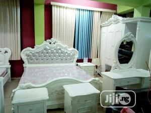 High Quality Royal Set Of Bed | Furniture for sale in Abuja (FCT) State, Maitama