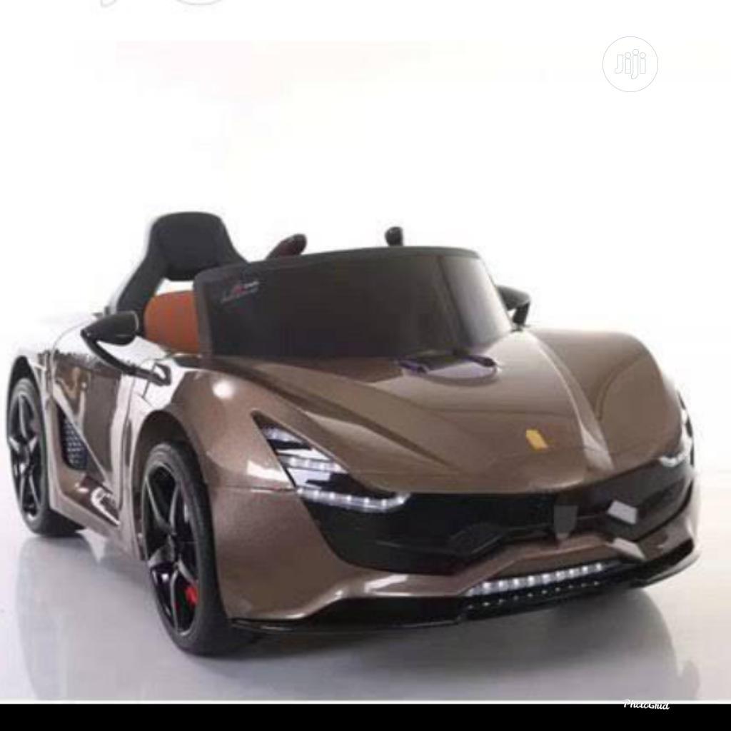 Automatic Powerful Kids Car