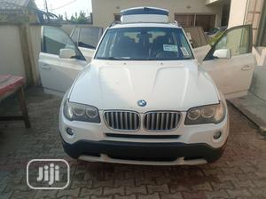 BMW X3 2007 White   Cars for sale in Lagos State, Alimosho