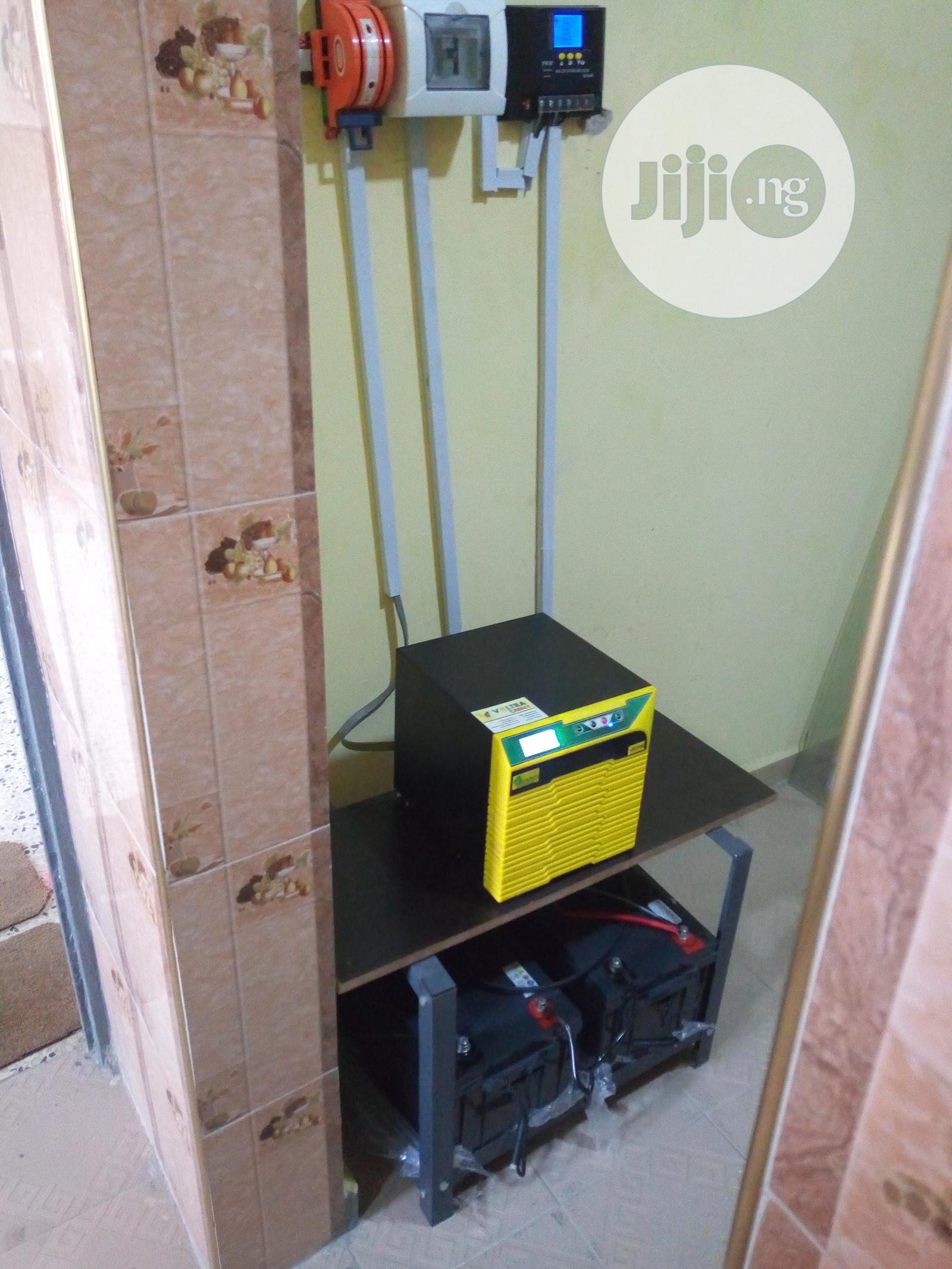 Archive: 2kva Solar and Inverter System.