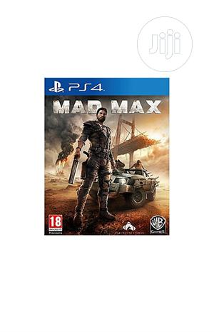 Mad Max PS4 - Playstation 4 Mad Max | Video Games for sale in Lagos State, Ajah