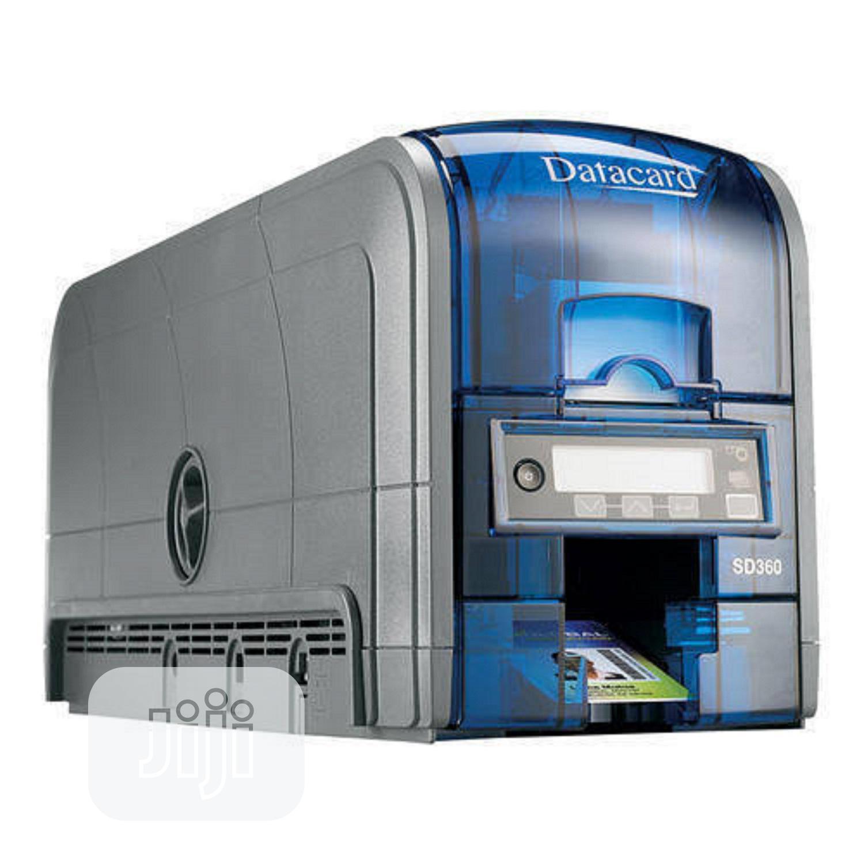 Archive: SD360 Data Card Printer