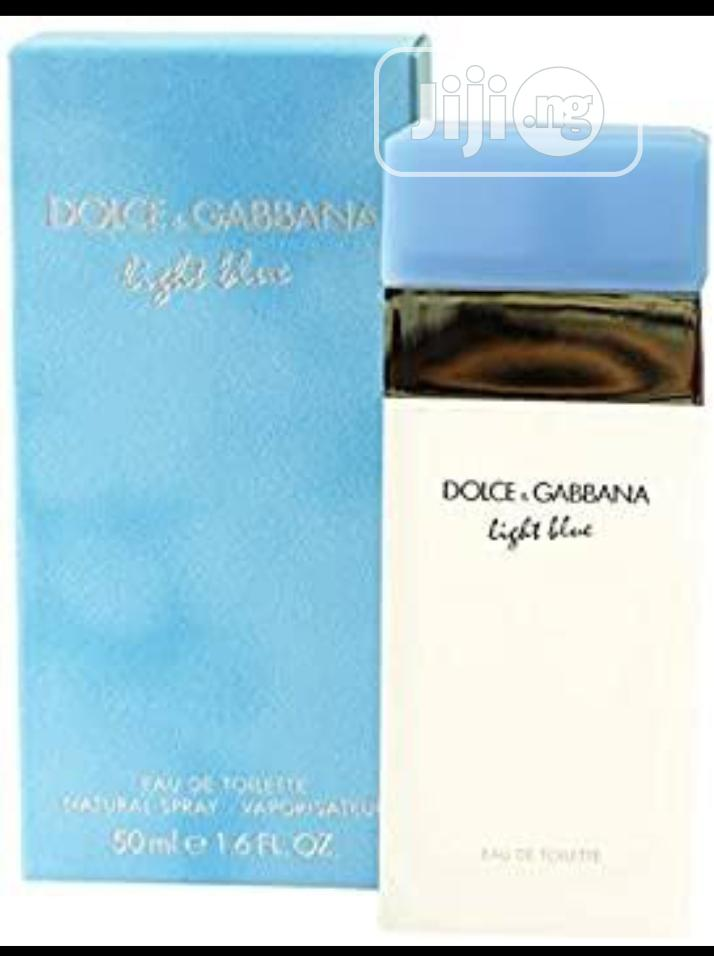 Dolce Gabbana Unisex Spray 100 Ml | Fragrance for sale in Ikeja, Lagos State, Nigeria