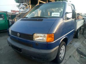 Tokunbo Volkswagen T4 Transporter Pickup Petrol 2002   Trucks & Trailers for sale in Lagos State, Apapa