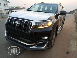 New Toyota Land Cruiser Prado 2020 Black | Cars for sale in Abuja (FCT) State, Apo District