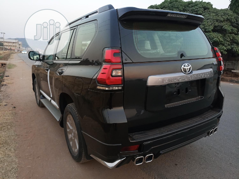 New Toyota Land Cruiser Prado 2020 Black | Cars for sale in Apo District, Abuja (FCT) State, Nigeria