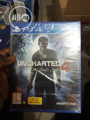 Ps4 Uncharted 4   Video Games for sale in Lagos State, Ikeja