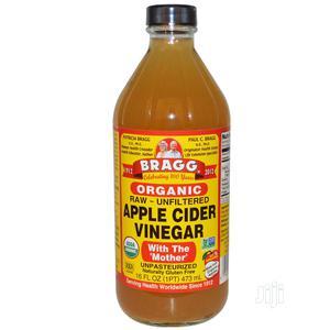 Original Bragg Apple Cider Vinegar 946ml (Big Bottle) | Meals & Drinks for sale in Lagos State, Lekki