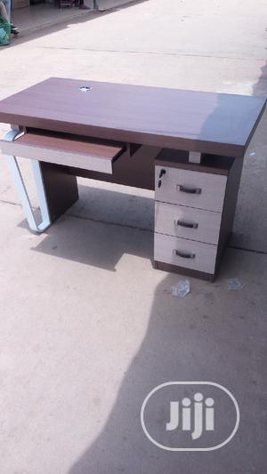 High Quality Semi Executive Office Table 1.4meter   Furniture for sale in Abuja (FCT) State, Asokoro