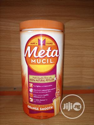 Metamucil 100% Natural Psyllium Husk 673g | Vitamins & Supplements for sale in Lagos State, Surulere