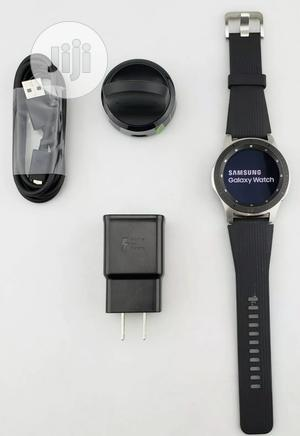Samsung Galaxy Watch (46mm) Silver (Bluetooth & LTE) | Smart Watches & Trackers for sale in Lagos State, Ikeja