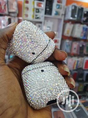 Premium Glittering Apple Airpod 2 & Pro Protective Case | Accessories for Mobile Phones & Tablets for sale in Lagos State, Ikeja