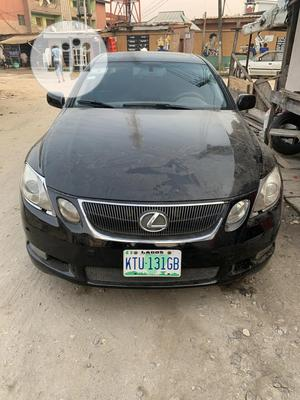 Lexus GS 2005 430 Black   Cars for sale in Lagos State, Surulere