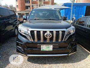 Toyota Land Cruiser Prado 2008 GX Black   Cars for sale in Abuja (FCT) State, Garki 2
