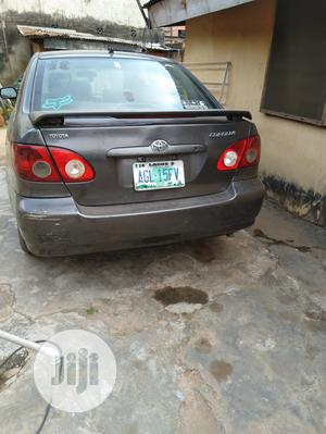 Toyota Corolla 2007 Gray   Cars for sale in Lagos State, Ojodu