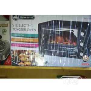 Crown Star 21L Electric Toaster Oven | Kitchen Appliances for sale in Lagos State, Ikeja