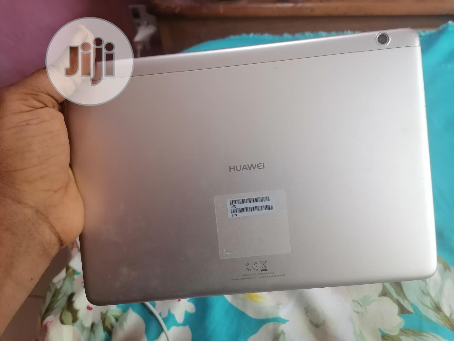 Huawei MediaPad T3 10 16 GB White | Tablets for sale in Ipaja, Lagos State, Nigeria
