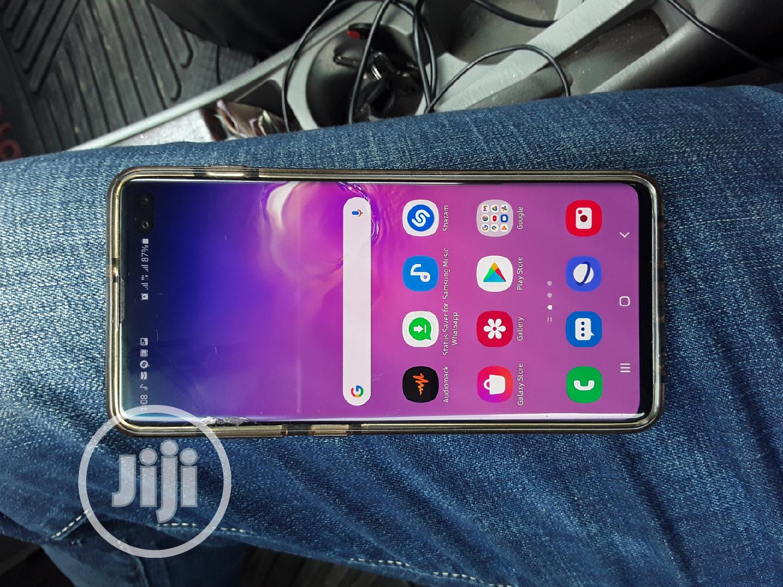 Samsung Galaxy S10 Plus 128 GB Black | Mobile Phones for sale in Uvwie, Delta State, Nigeria