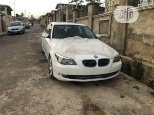 BMW 535i 2008 White | Cars for sale in Oyo State, Ibadan