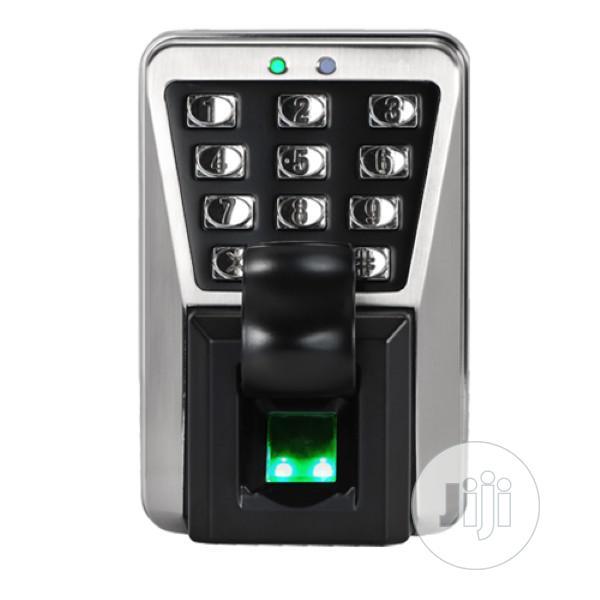 Ma500 Metallic Casting Outdoor Fingerprint Access Control
