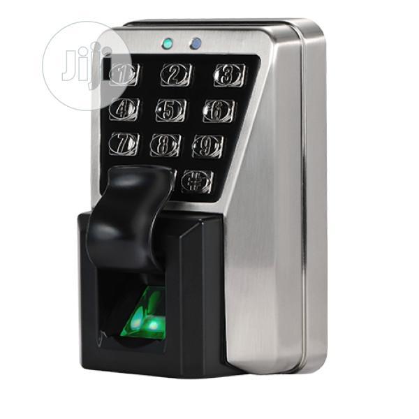 Ma500 Metallic Casting Outdoor Fingerprint Access Control   Computer Accessories  for sale in Lagos Island (Eko), Lagos State, Nigeria