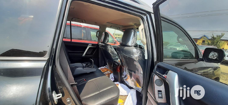 Toyota Land Cruiser Prado 2016 Black | Cars for sale in Apapa, Lagos State, Nigeria