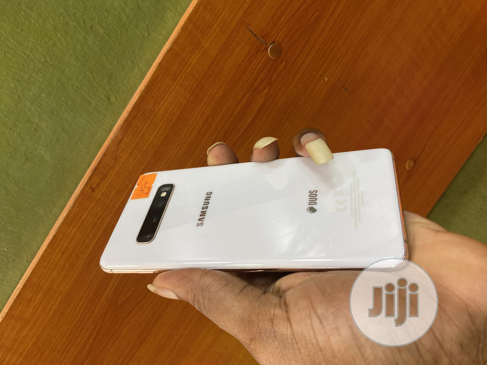 Samsung Galaxy S10 Plus 512 GB White | Mobile Phones for sale in Ikeja, Lagos State, Nigeria