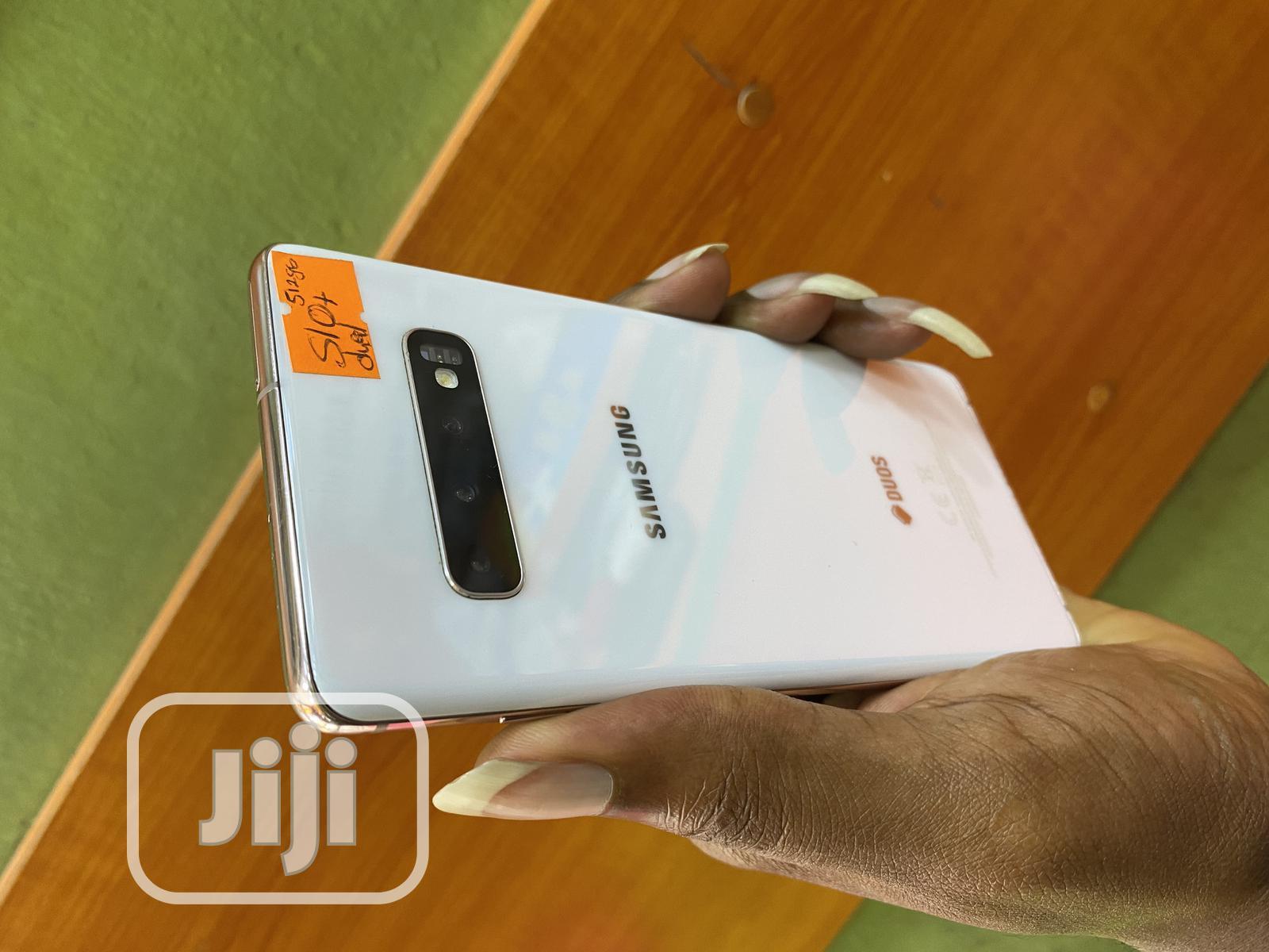 Samsung Galaxy S10 Plus 512 GB White
