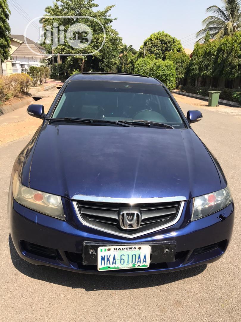 Archive: Honda Accord 2005 Blue