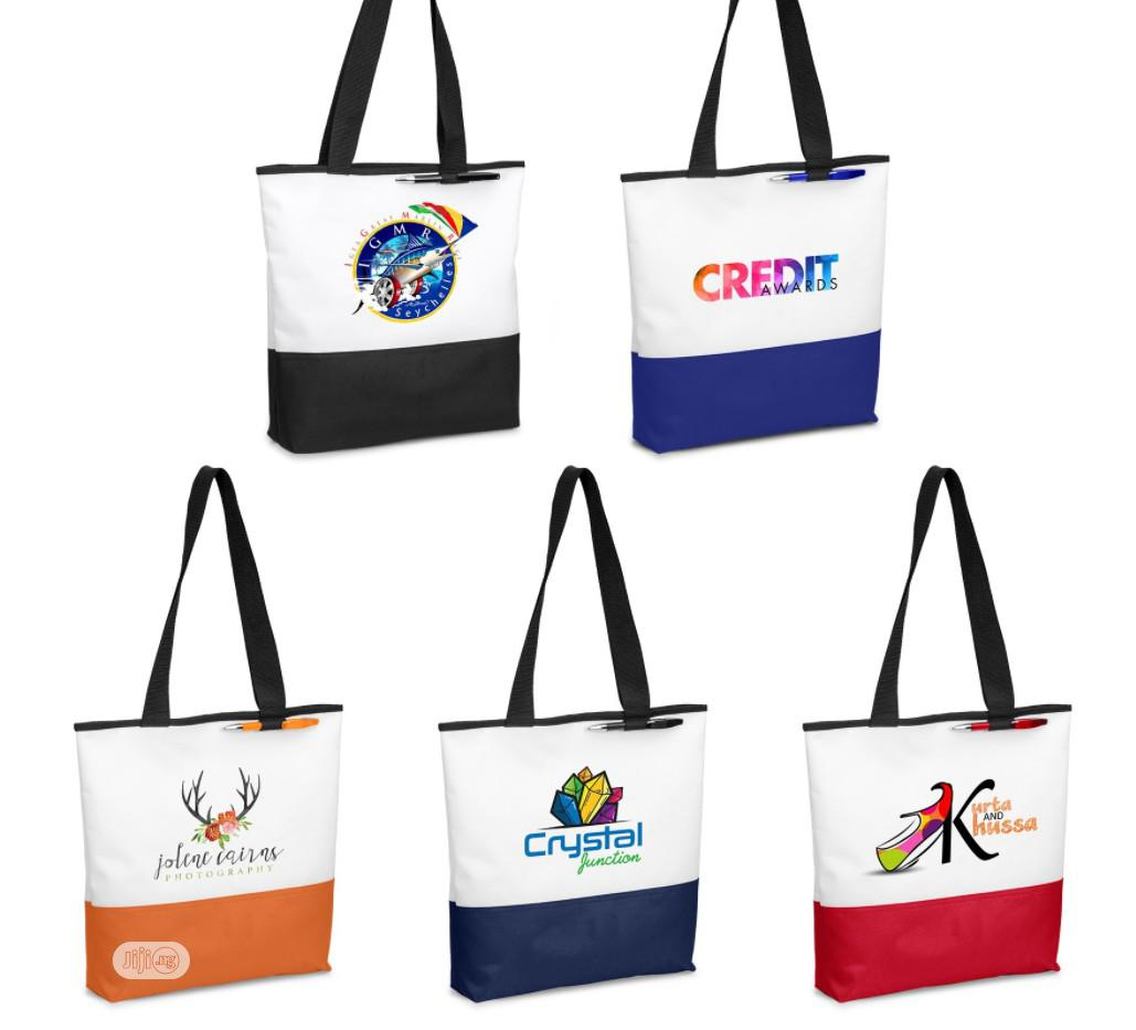 Archive: Miramar Conference Tote Bags