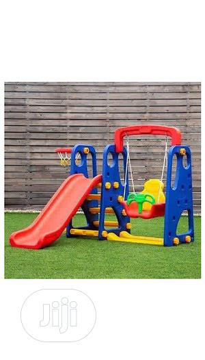 Quality Swing With Slide | Toys for sale in Rivers State, Port-Harcourt