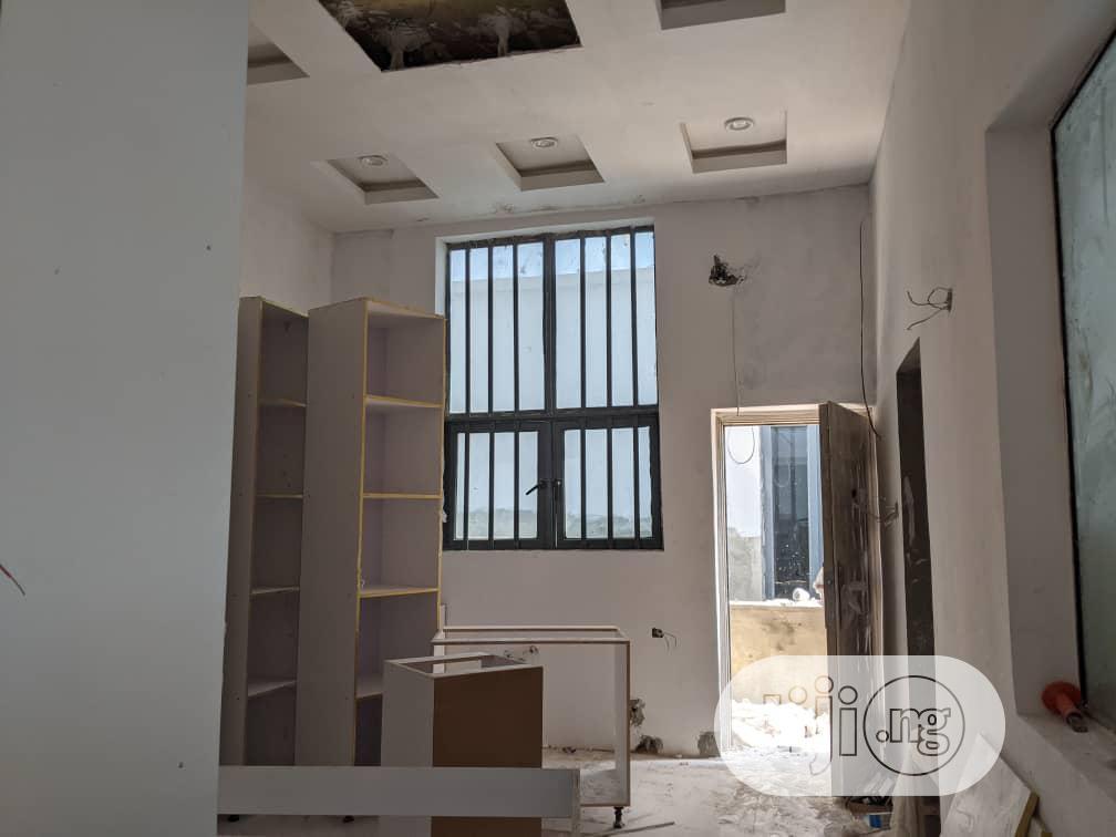 Neatly Built 5 Bedrooms Detached Duplex