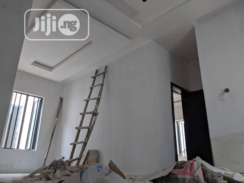 Neatly Built 5 Bedrooms Detached Duplex | Houses & Apartments For Sale for sale in Ado / Ajah, Ajah, Nigeria