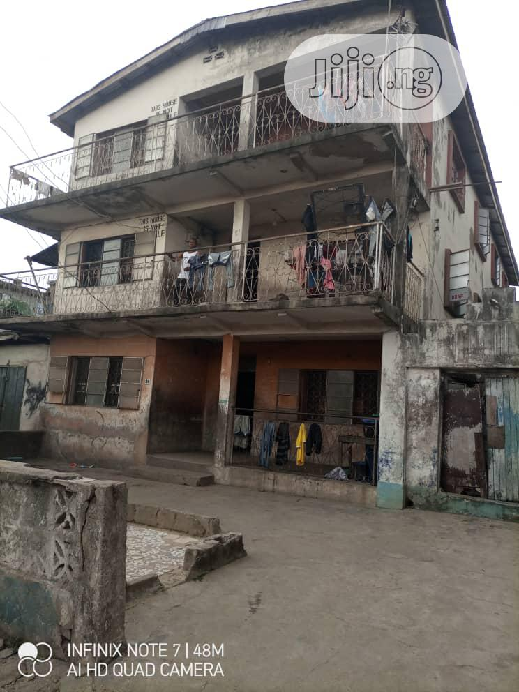 A Solid Tenement 2story Building | Houses & Apartments For Sale for sale in Ilasamaja, Mushin, Nigeria