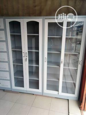 Quality Ful Hight Sliding Metal Cabinet | Furniture for sale in Abuja (FCT) State, Wuse 2