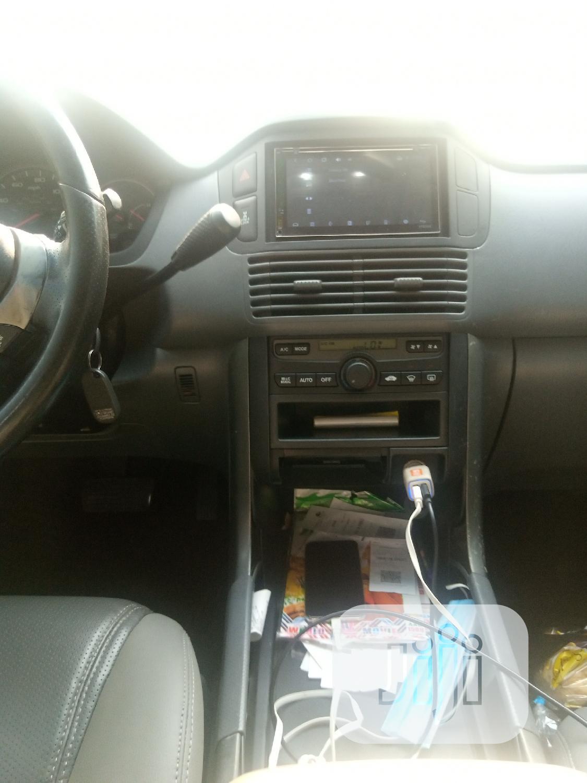 Honda Pilot 2003 Silver | Cars for sale in Ikeja, Lagos State, Nigeria